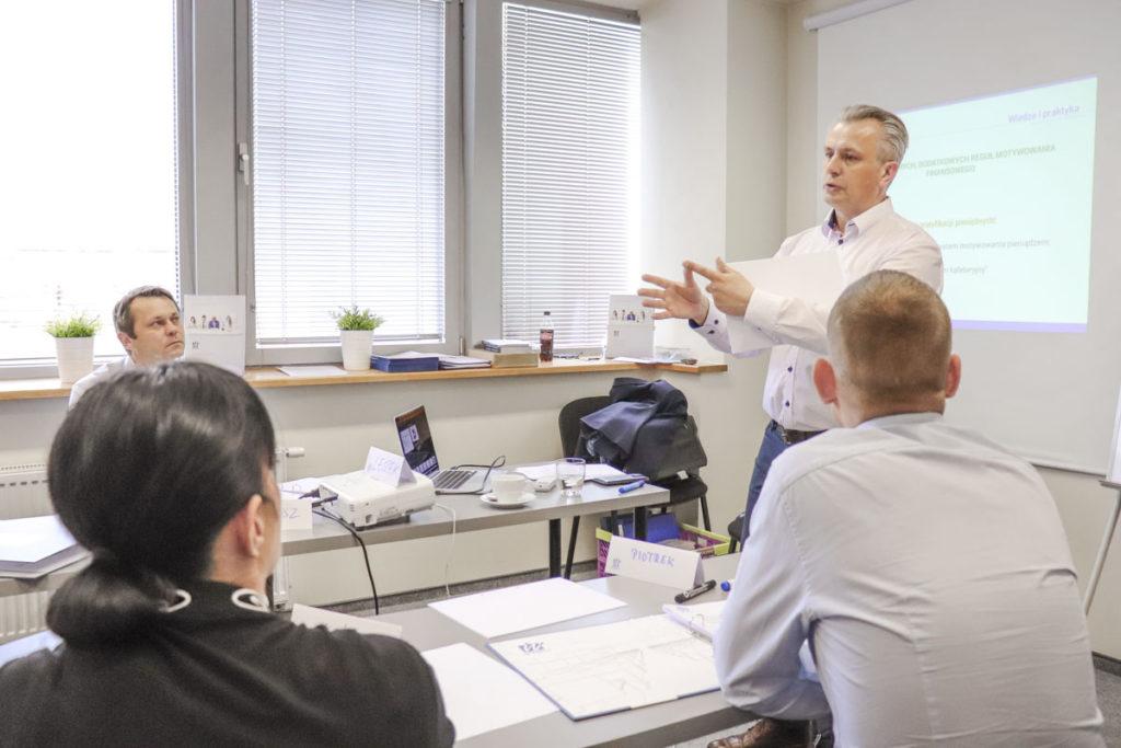Trening kompetencji miękkich dla menedżerów oraz kadry zarządzającej zespołami