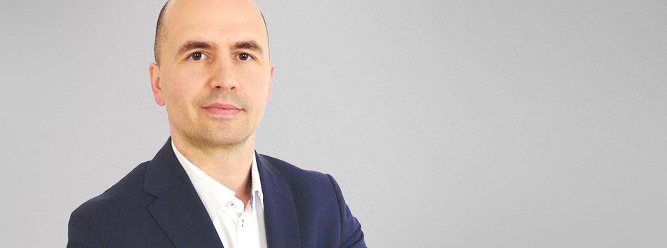 Krzysztof - Trener sprzedaży iNLP