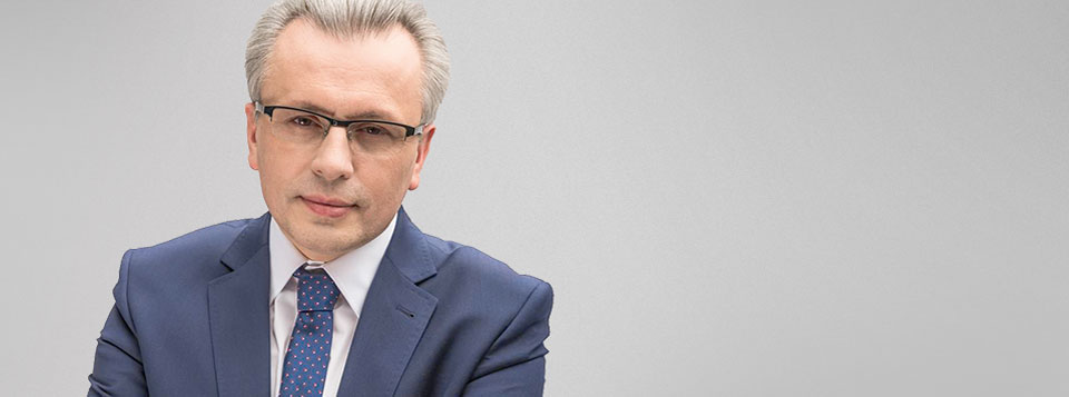 Trener biznesu Leszek Sergiel