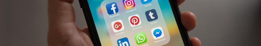 Media społecznościowe.