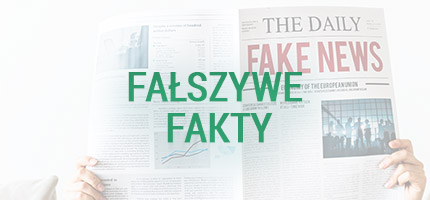 Taktyka fałszywe fakty