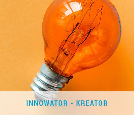 kreator innowator