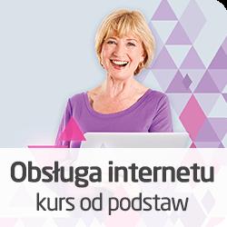 Kurs podstaw obsługi internetu
