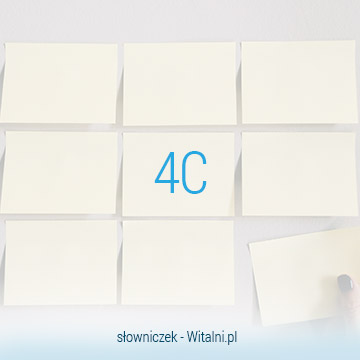koncepcja marketingu mix 4C