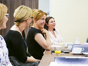 uczestnicy szkolenia z negocjacji