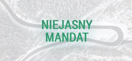 Taktyka niejasny mandat