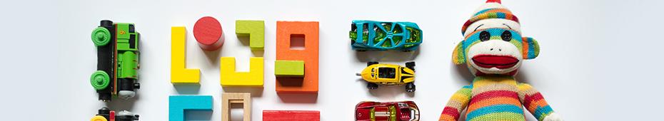 Rozwój dzieci zabawki
