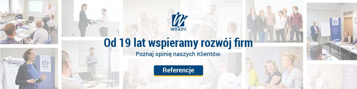 Poznaj referencje, opinie naszych Klientów - Witalni.pl