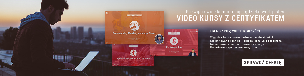 Video kursy, wygodna forma rozwoju wiedzy i umiejętności, gdziekolwiek jesteś - Witalni.pl