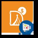 Sprzedaż stolarki okiennej (online)